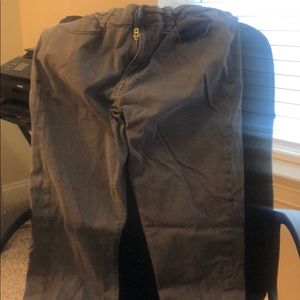 Lucky brand grey pants